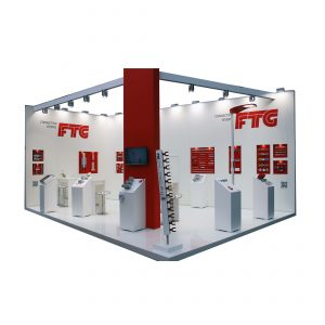 Messestand light&building
