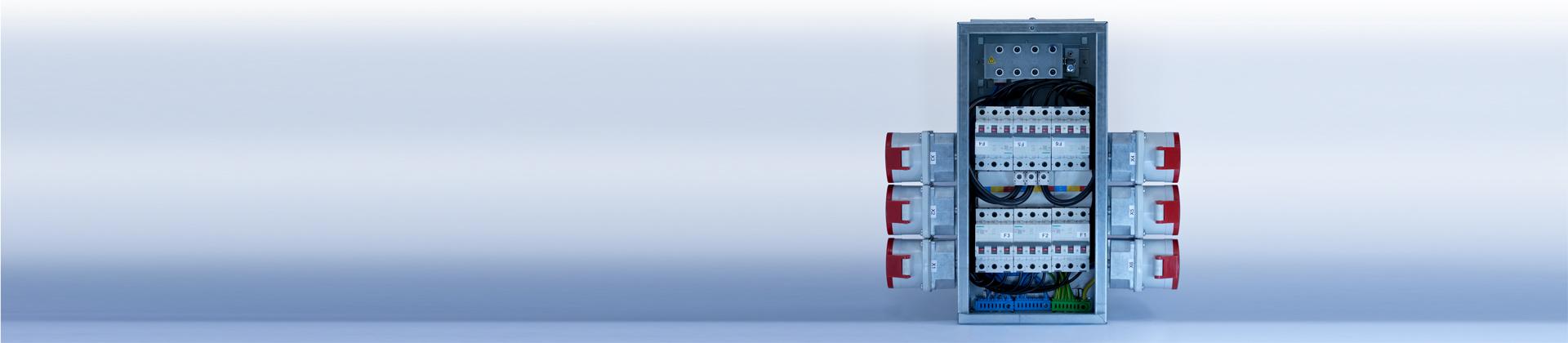 Anwendung Stromverteiler