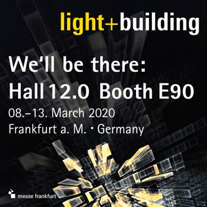 light+building 2020 FTG