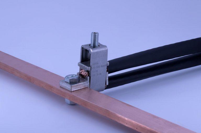 FTG Stahlrahlenklemme RKDAC