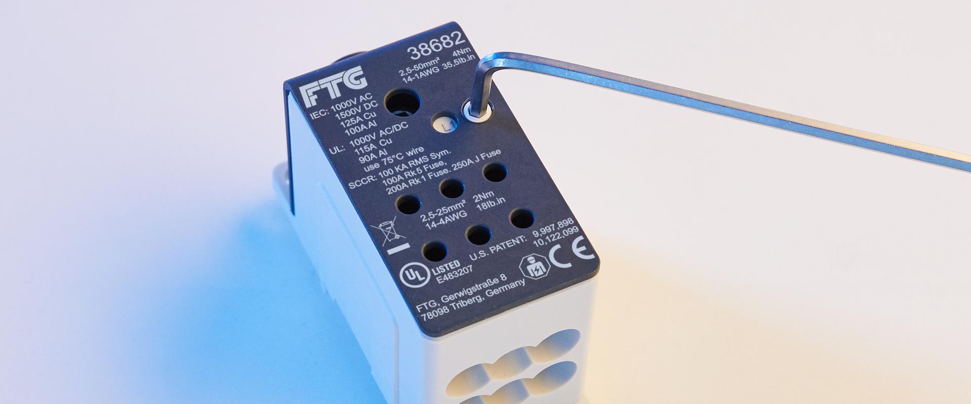 PDB+: integrierte, einstellbare Phasenkennzeichnung